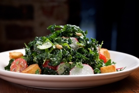 Black Kale Salad